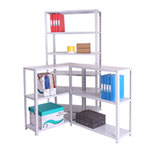 Workshop Office and Stockroom shelving for your business
