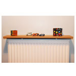 Energy Saving Radiator Shelves | Radtop shelf | Radiator Top Shelving