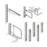 Wall Mounted shelving | Twinslot Shelf Brackets | Cheap Wall Shelves | Big Deals
